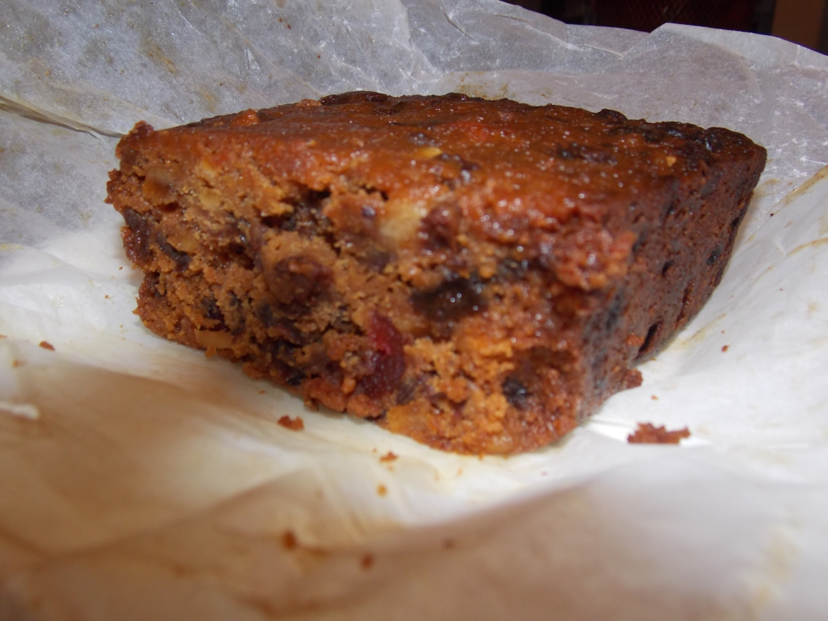 Rich Fruit Cake Recipes Uk: Rich Fruit Cake (with Brandy!)